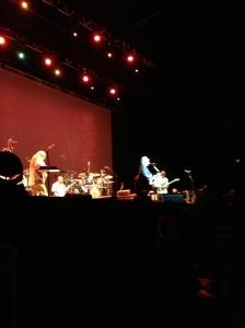 Paul Simon concert pic 1
